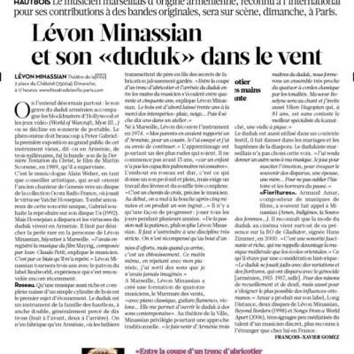 Libération 03.03.2014