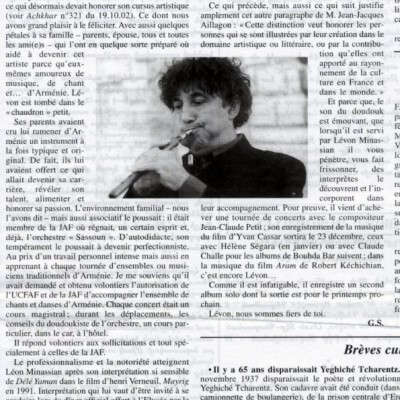 Presse article 6